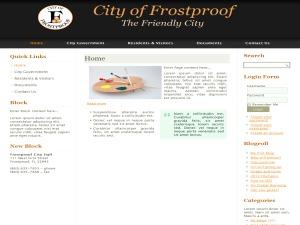 frostproof2014 WordPress theme