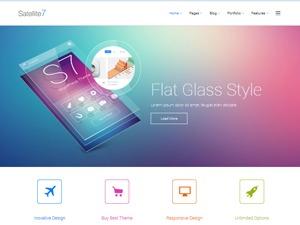 Cosmino best WordPress template