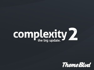 Complexity WordPress template for business
