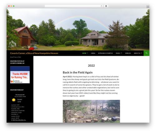 Free WordPress Webcam Gallery for WP plugin - covertscorner.com