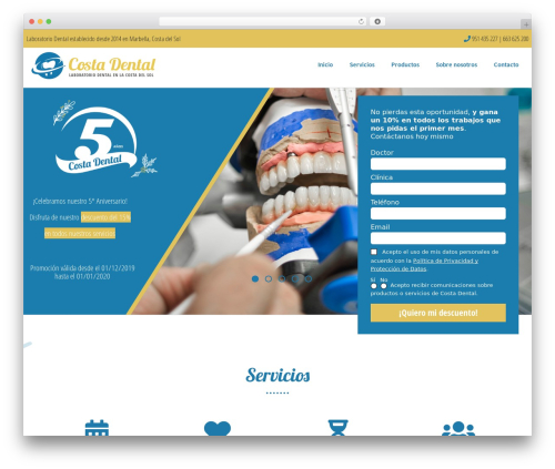 Free WordPress Easy UTM tracking with contact form 7 plugin - costadental.es