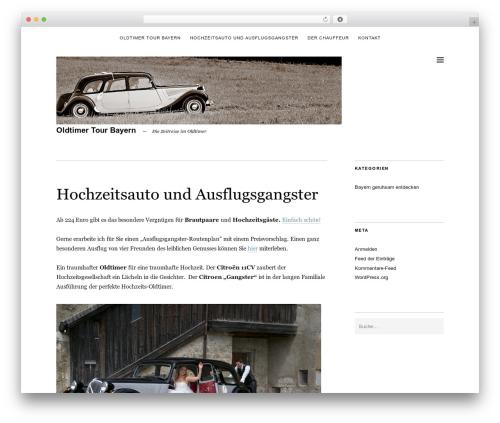 Free WordPress wpLike2Get plugin - classic-car-tours-bavaria.com