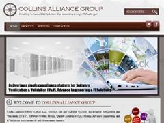 COLLINS ALLIANCE GROUP WordPress theme