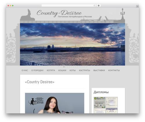 Polar Lite WordPress theme download - country-desiree.ru