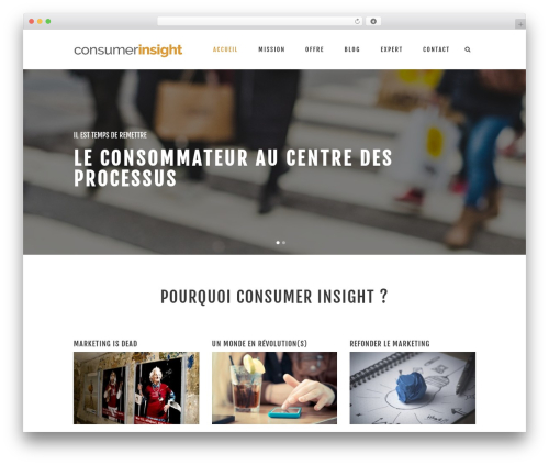 Free WordPress Advanced Recent Posts plugin - consumerinsight.eu
