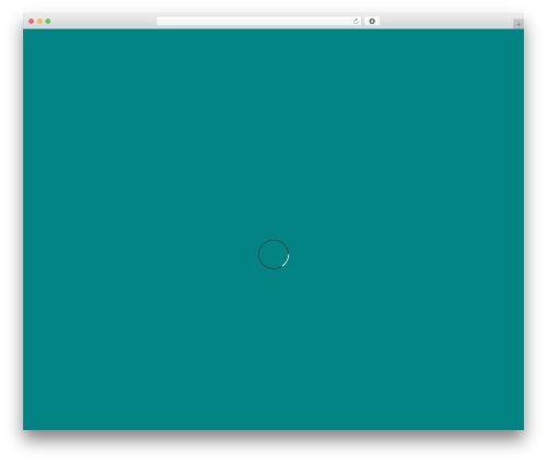 BizPlus WordPress theme design - casasde.net
