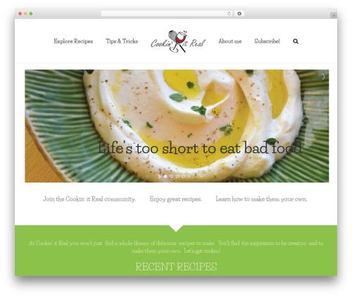 WordPress wp-subscribe-pro plugin - cookinitreal.com