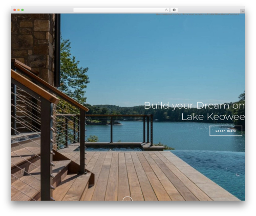 Jupiter WordPress theme - cobblestonehomes.co