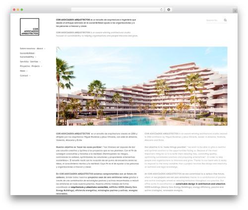 Reframe Plus premium WordPress theme - cor.cc