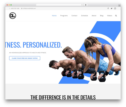 Free WordPress Companion Sitemap Generator plugin - crossfit626.com