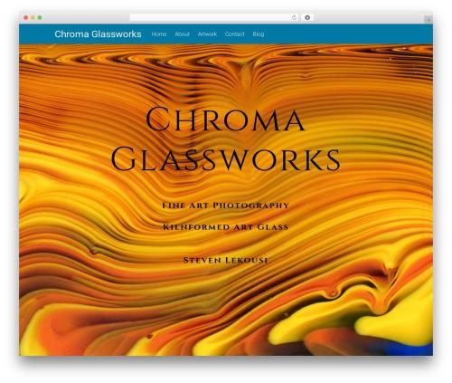 WordPress otw-blog-manager plugin - chromaglassworks.com