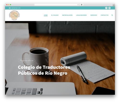 WordPress theme Jupiter - ctprn.com