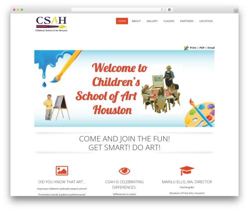Fruitful WordPress free download - childrensschoolofarthouston.org