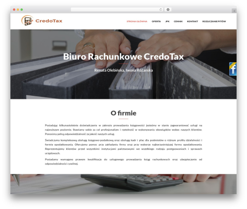 Free WordPress WP SEO HTML Sitemap plugin - credotax.pl