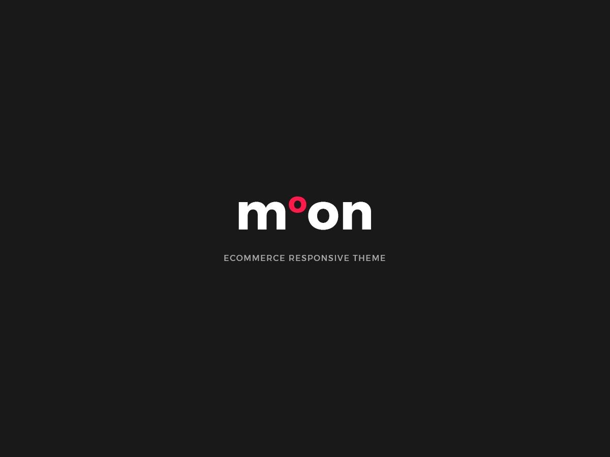 Moon Shop WordPress shopping theme