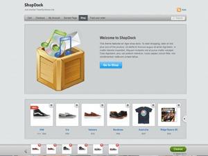 ShopDock best WooCommerce theme