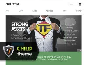 WordPress theme Collective Child