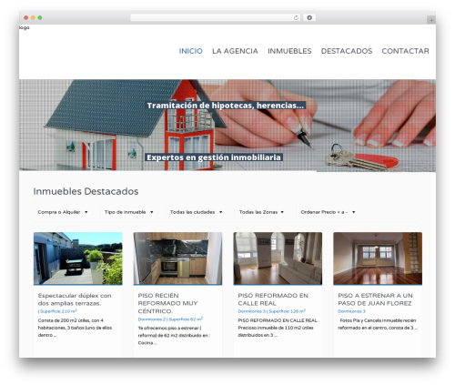 Free WordPress GDPR Cookie Consent plugin - fogarinmobiliaria.es