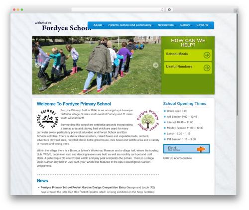 WP template Peekaboo - fordyce.aberdeenshire.sch.uk