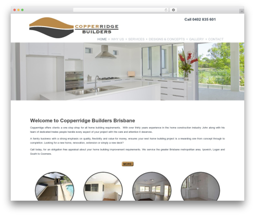Free WordPress Simple Responsive Slider plugin - copperridge.com.au