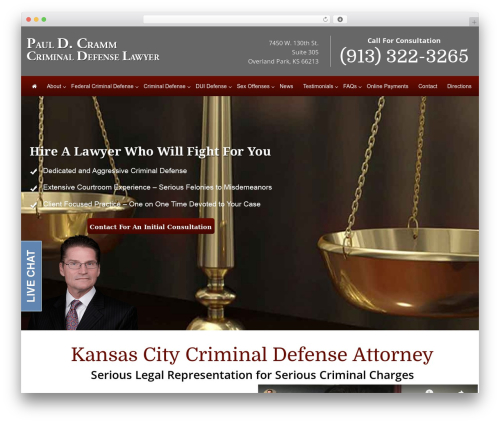 Template WordPress spk - crammlawfirm.com