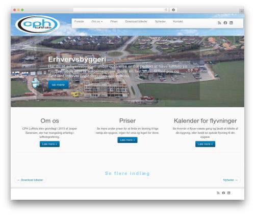 Customizr WordPress theme free download - cphluftfoto.dk