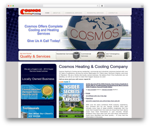 Free WordPress Lazy content Slider plugin - cosmos-heating-airconditioning-repair.com