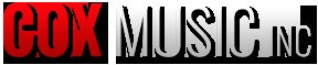Template WordPress Cox_Music