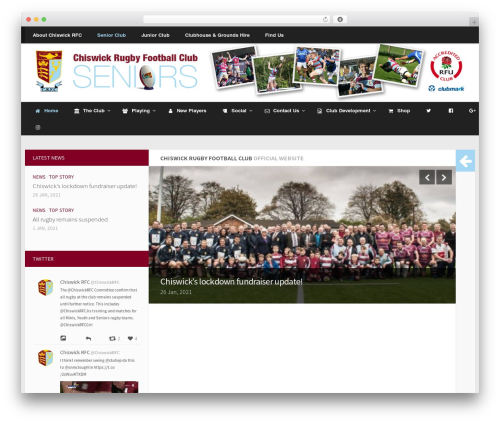 WordPress global-gallery-overlay-manager plugin - chiswickrugby.co.uk