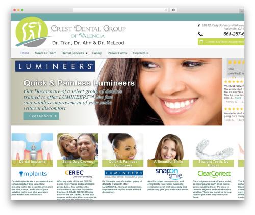 Free WordPress Simple Share Buttons Adder plugin - crestdental.com