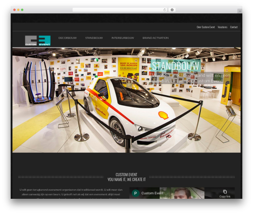WordPress zeyn_vc_addon plugin - customevent.nl