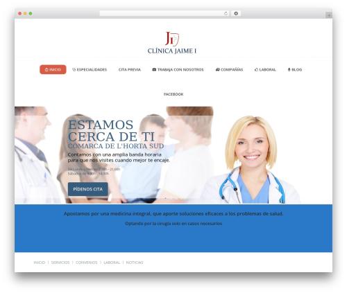 Free WordPress Metro Style Social Widget plugin - clinicajaimeicatarroja.com