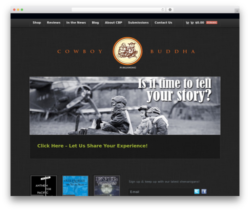 Emporium WordPress theme - cowbudpub.com