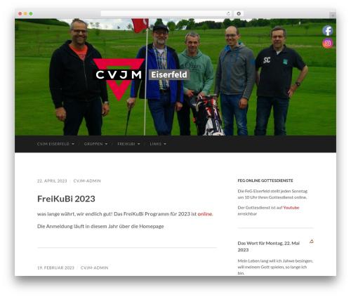 Free WordPress Lazyest Gallery plugin - cvjm-eiserfeld.de