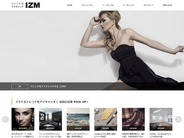 WordPress theme IZMF#bread_crumb li.home a:hover:beforeF