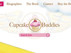 Cupcake-Buddies WordPress template