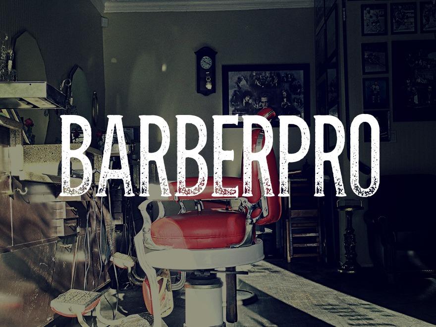 BarberPro WordPress ecommerce theme