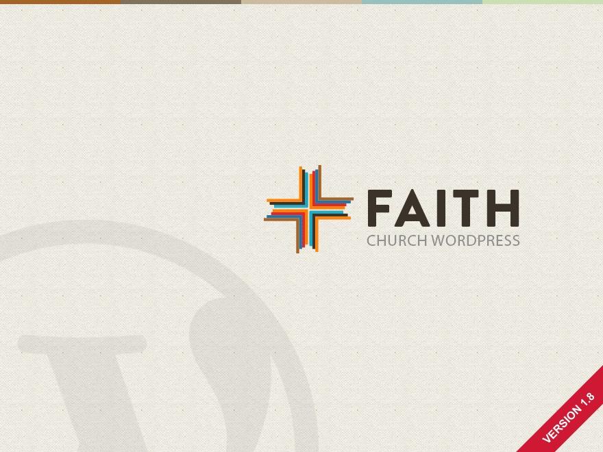 Faith photography WordPress theme