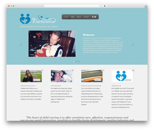 Template WordPress Feather by Elegant Themes - page 8
