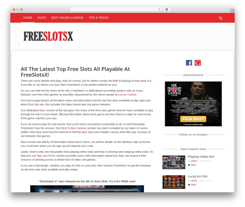 Free WordPress ThirstyAffiliates Affiliate Link Manager plugin - freeslotsx.com