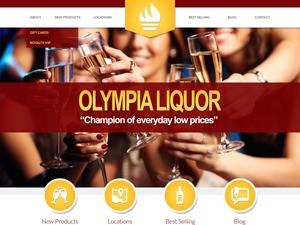 Olympia WordPress theme