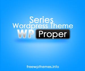 Rusty Metal Plate of Azures template WordPress