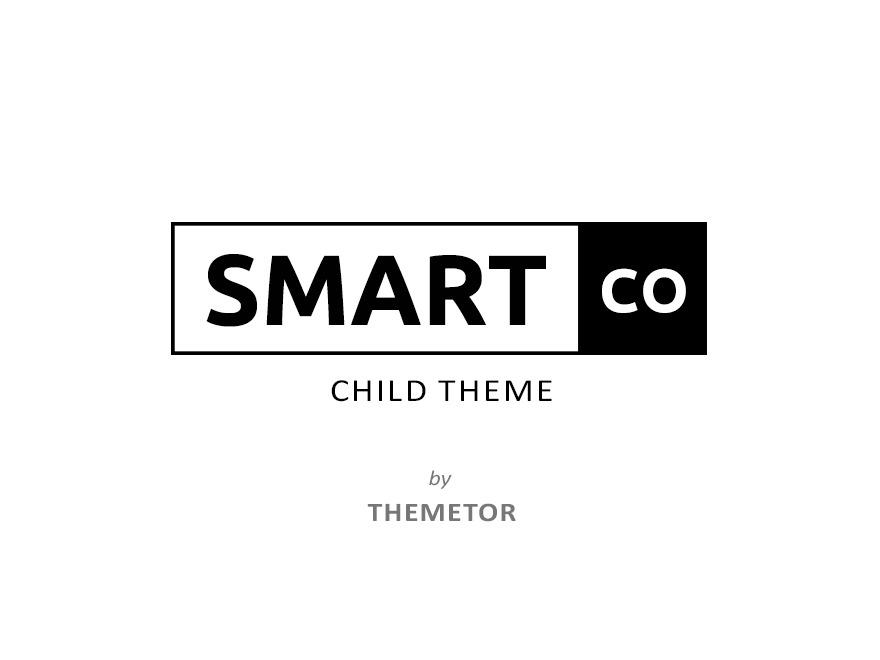 SmartCo Child WordPress theme