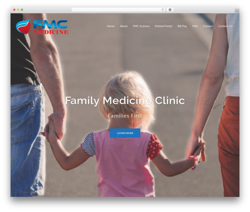 Sydney WordPress template free download - fmcmedicine.com