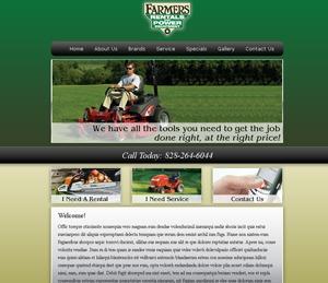 Theme WordPress Farmers
