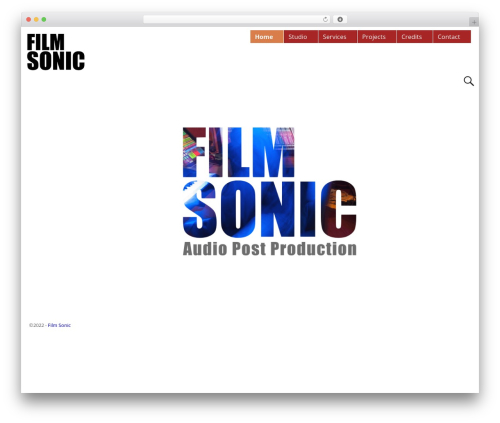Free WordPress Weaver Show Sliders plugin - filmsonic.com.au