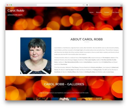 Free WordPress WordPress Picture / Portfolio / Media Gallery plugin - carolrobb.co.uk