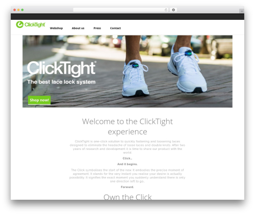 Template WordPress Do.Biz - clicktight.nl