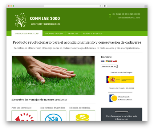 Theme WordPress Appointway Pro Theme - confilab2000.com