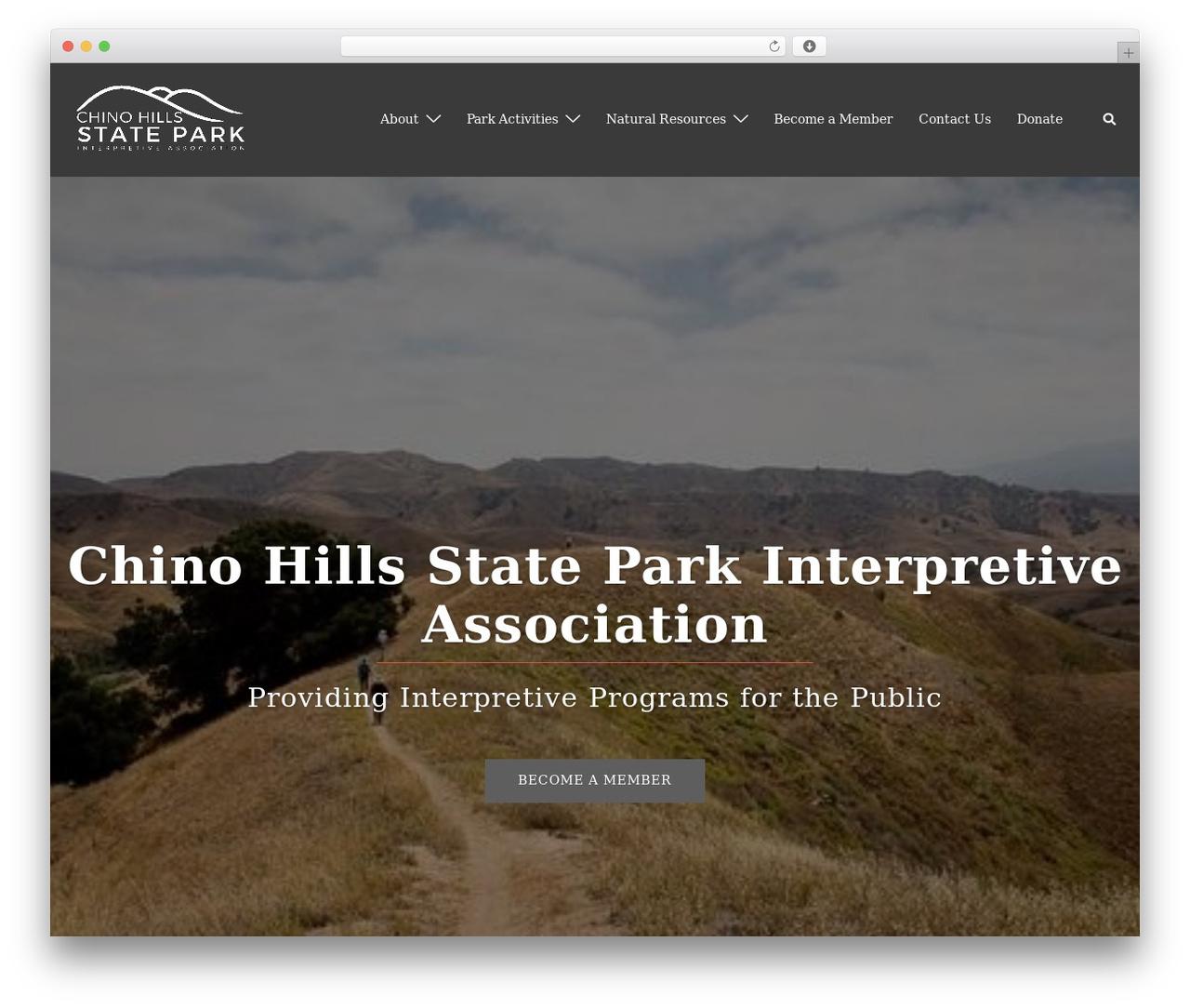 Sydney template WordPress free - chinohillsstatepark.org